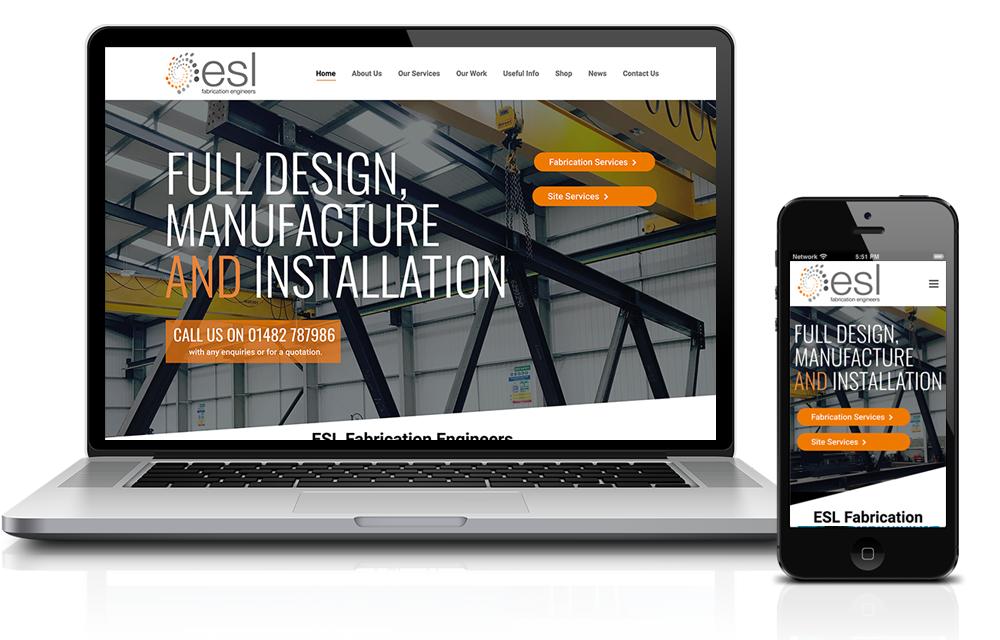 Website design in Hull