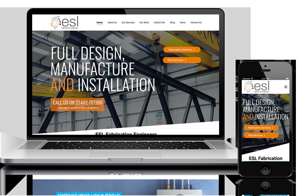 Website design in Hull