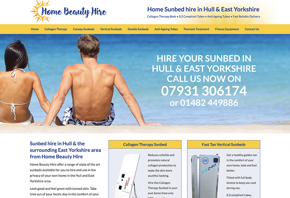 Home Beauty Hire